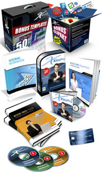 Xsite Pro 2 - Premium Web Design Software